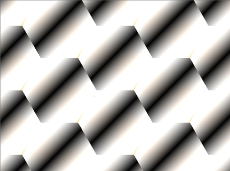 Abstract modern diagonal gradient grey brushed, glossy metallic background