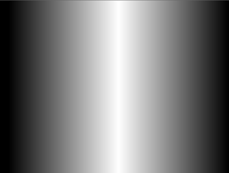 Abstract modern metallic gradient grey color brushed, glossy metallic background Imagens
