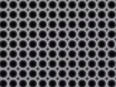 Abstract  gray and black blurred circle motion, contemporary geometric decorative surface surface pattern
