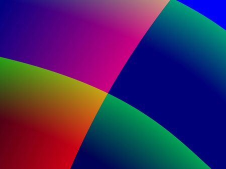 Abstract dynamic multicolored contemporary creative modern panoramic, background pattern