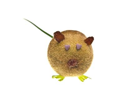 Kiwi Mouse