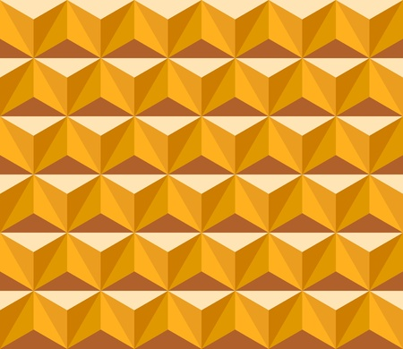 optical image: Seamless pattern of triangles
