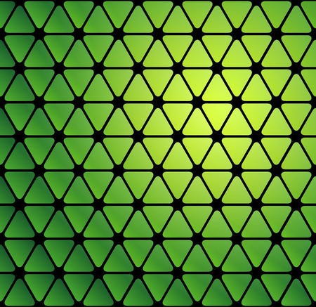 optical image: Seamless geometrical pattern of triangles
