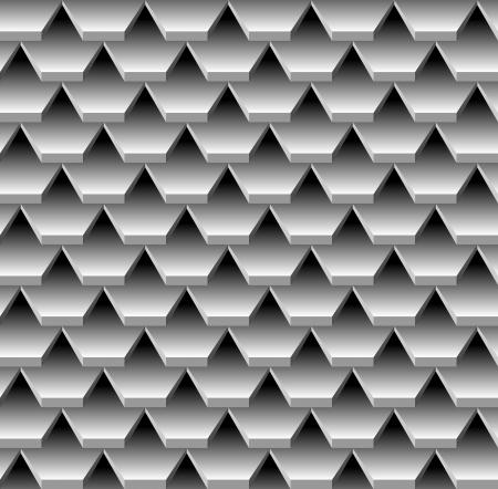 arte optico: Textura Seamless ornament
