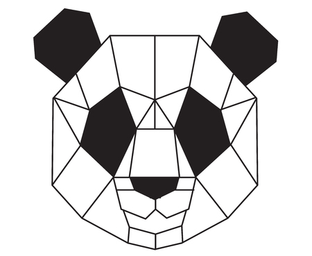 다각형 판다.