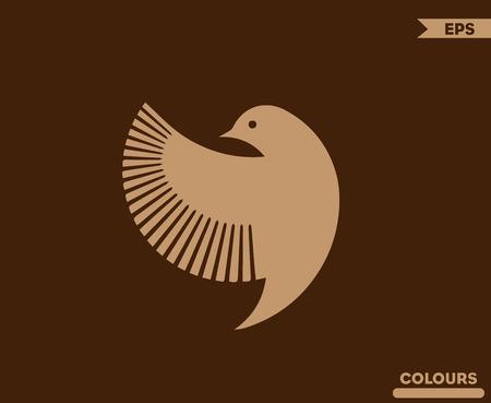 Bird side Logo