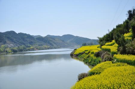 county: Scenery shexian County, Anhui Province