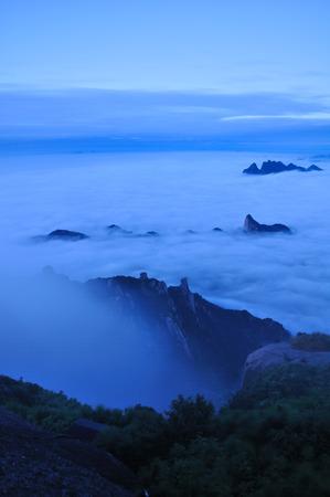 high sierra: Clouds Stock Photo