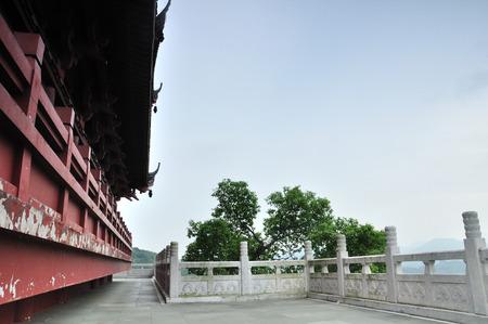balustrade: stone balustrade