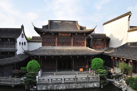 residence: former residence of Hu Xueyan