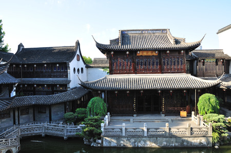 the residence: former residence of Hu Xueyan