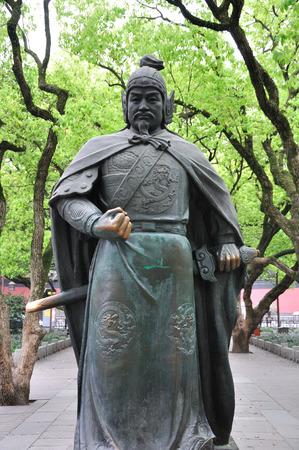 Yue Fei statue 新聞圖片