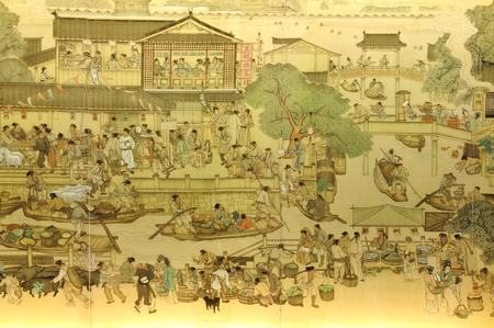 Bazaar mural 報道画像