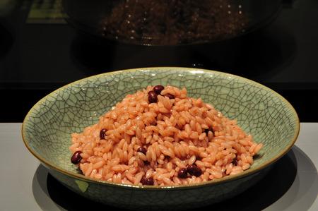 dongpo: Dongpo red rice at Hang Bang museum Editorial