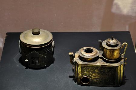 temperature controller: Warm wine accessories at  Hang Bang museum