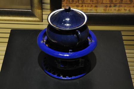 coffee pot: Coffee pot at  Hang Bang museum