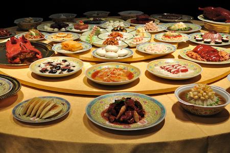 hangzhou dishes at Hang Bang museum 報道画像