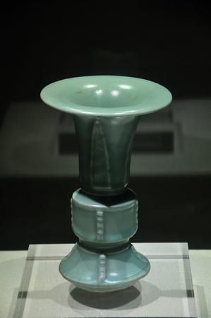 Longquan celadon Gu