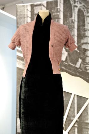 short sleeved: Short sleeved sweater