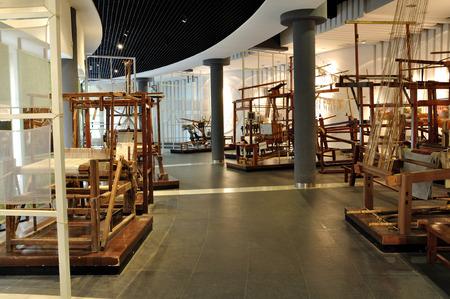 textile machine: Textile machine Editorial