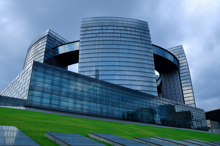 civic: Characteristic building