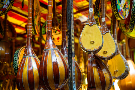 Uygur musical instruments