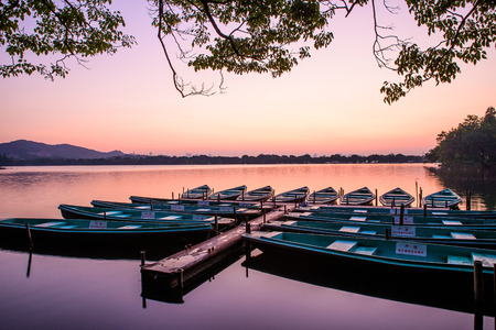 rowing boat: Rowing Boat Editorial