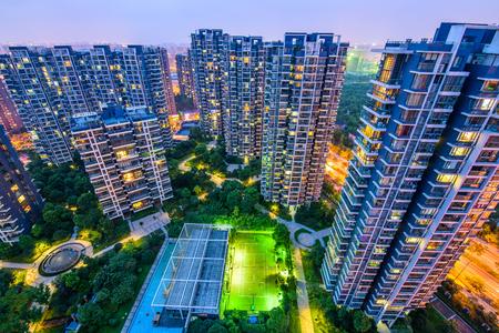 residential: Residential building