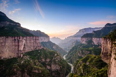 Taihang Mountain