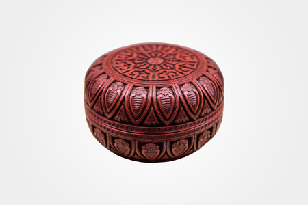 lacquer ware: cicada box