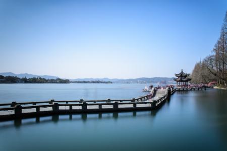 Changqiao Park 写真素材