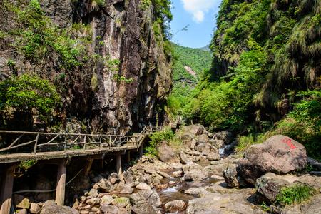 spot: Tianji Longmen scenic spot Editorial