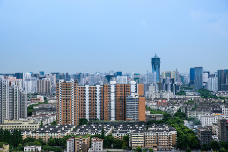 City Scenery