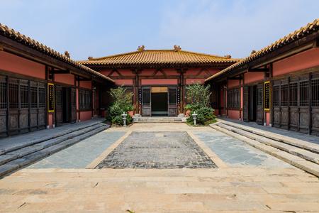Ancient Architectural Buildings