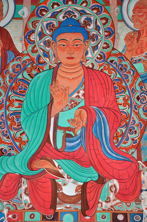 Portrait of Dunhuang Mogao Grottoes