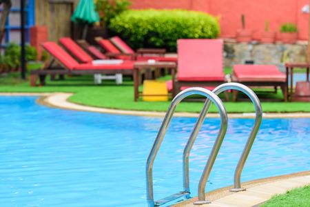 Koh Samui Thailand ban Mei resort hotel swimming pool