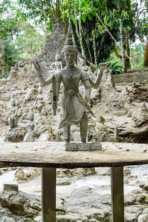 sense of sight: Koh Samui Thailand private garden