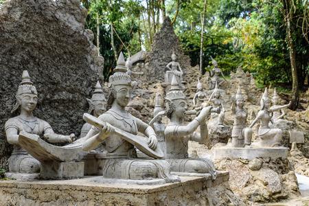 Koh Samui Thailand private garden
