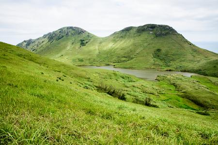 Dayushan Island Stock Photo