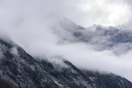highland landscape view