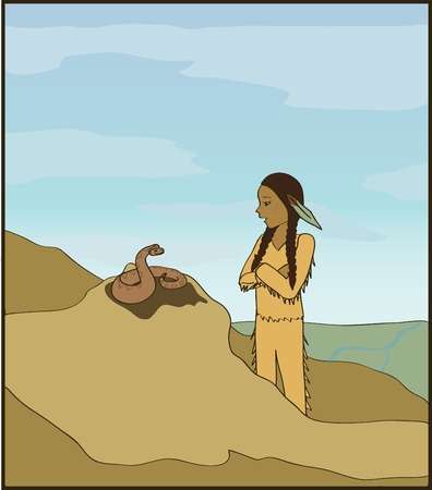 plaits: The boy and the snake
