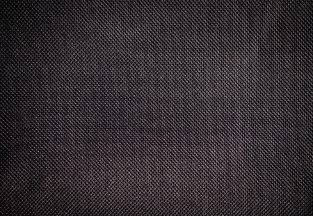 linen pattern texture of old canvas abstract background black color