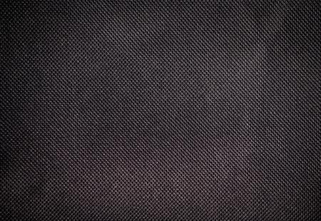 linnen patroon textuur van oude doek abstract achtergrond zwarte kleur