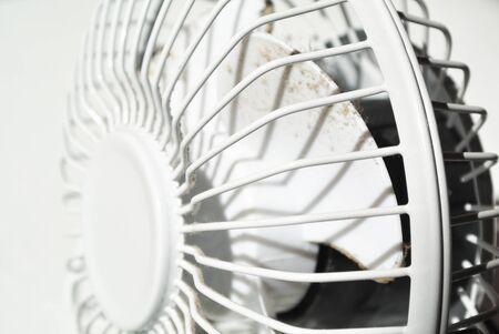 Fan Dust 写真素材