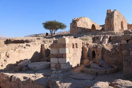 the oldest sugar mills in the world in Al-ghour - Jordan
