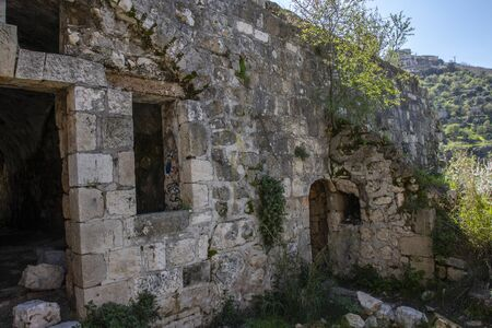 Lifta is the last remaining Palestinian village that was depopulated in 1948, which was not either completely destroyed or re-inhabited after the war.