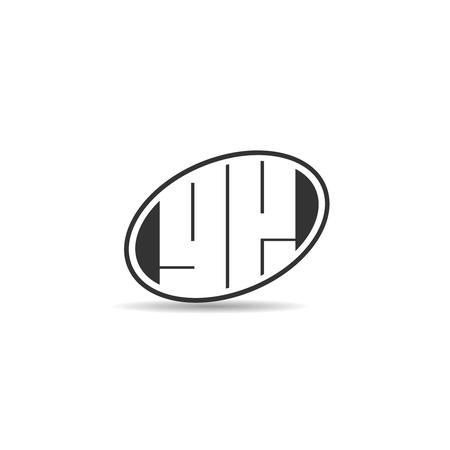 Initial Letter GK Logo Template Design Çizim