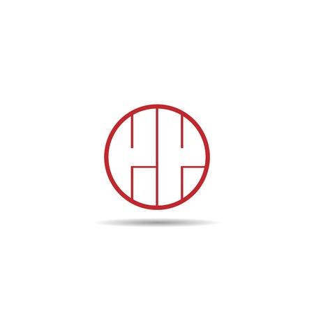 Initial Letter KK Logo Template Design Logó
