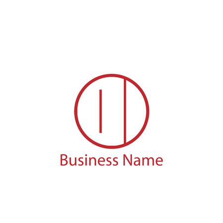 Initial Letter OL Logo Template Design