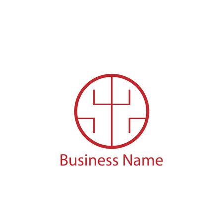 Initial Letter SZ Logo Template Design